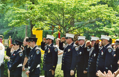 Norwood Memorial Day Parade 2006