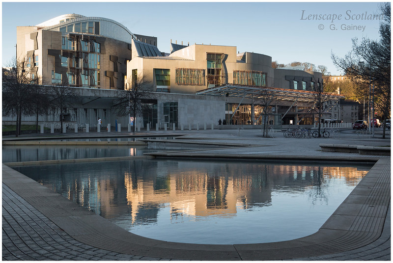Scottish Parliament buildings, Holyrood (3)