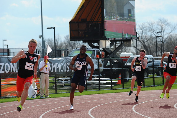 Additional Running Photos (Day 2) - 2018 Horizon League T&F Championships