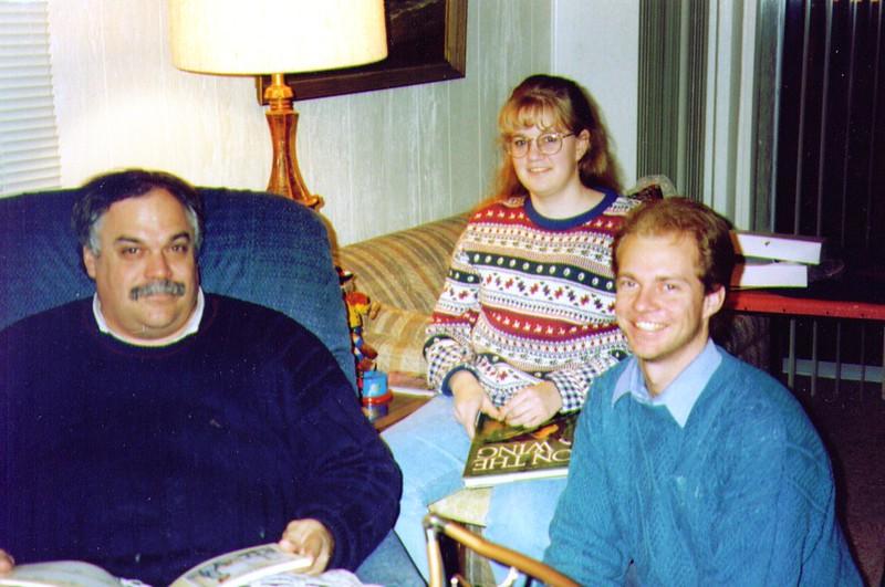 Mike, Crissy & Russ, 1994  .jpg