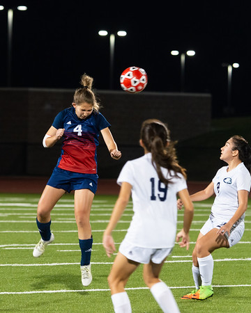 Lake girls soccer win over Aldine