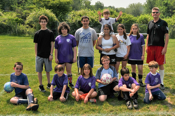 Rising Stars Soccer 6-14-08