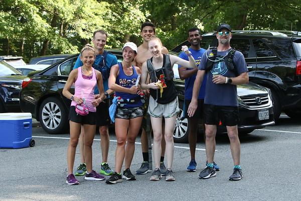Long Run #11 - Lake Needwood to Ken Gar