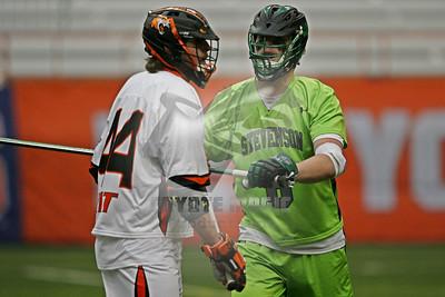 2/23/2015 - NCAA D3 - Stevenson University vs. Rochester Institute of Technology - Carrier Dome, Syracuse, NY