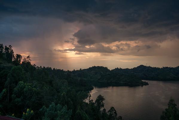Lake Kivu, Kibuye