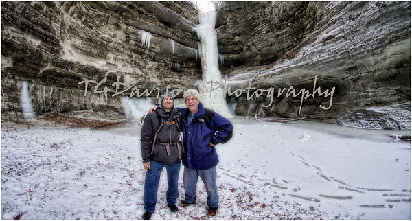 Starved Rock w/ Brian,  1_8_2018