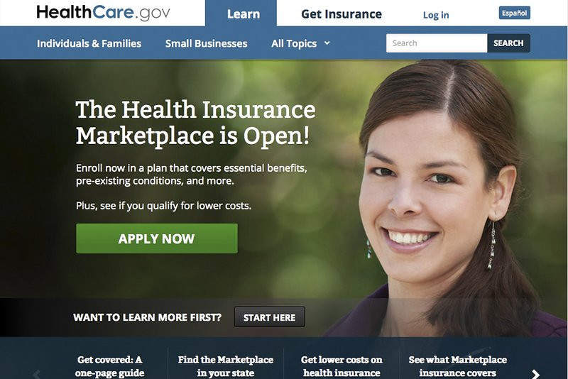 """. <p><b> �Obamacare Girl� made a sudden disappearance from the troubled HealthCare.gov website this week, likely because � </b> <p> A. She became an object of widespread ridicule <p> B. Her photo was causing computer crashes <p> C. She�s releasing a new video: �Affordable Sex Acts� <p><b><a href=\'http://www.huffingtonpost.com/2013/10/27/obamacare-website-woman_n_4168061.html\' target=\""""_blank\"""">HUH?</a></b> <p>    (AP Photo/HealthCare.gov)"""