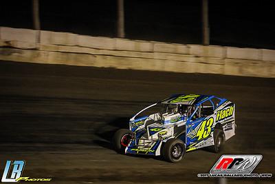 Lebanon Valley Speedway - 5/20/17 - Lucas Ballard