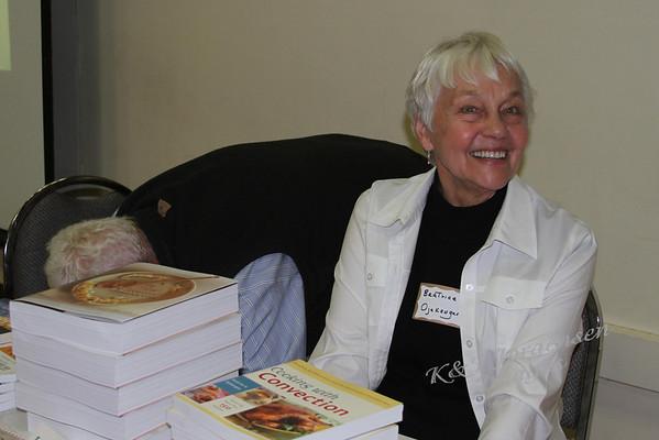 May 2011 FACA Program - Beatrice Ojakangas