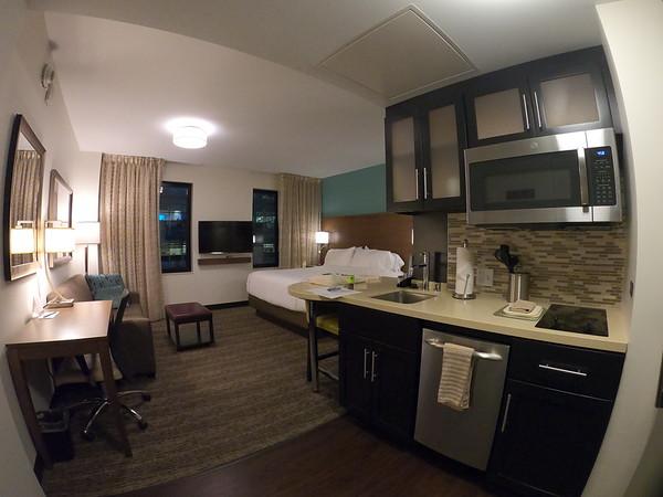 Staybridge Suites South Lake Union Seattle