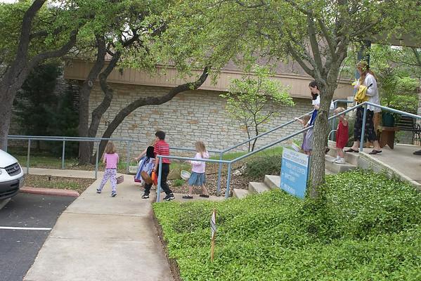 Ascension Easter Egg Hunt 2004