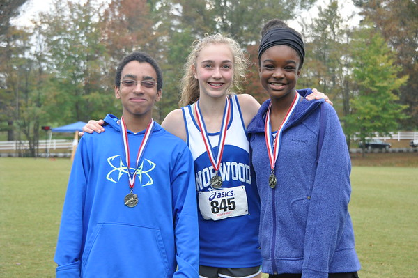 Norwood Hosts the Annual Halloween Invitational Cross Country Meet