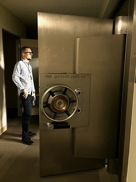 What's in the Vault?
