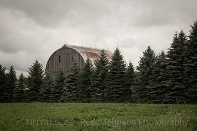 Michigan Barns