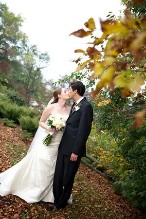 Kelly & Zach {wedding day}