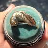 Vintage Mini Plume Pin 10