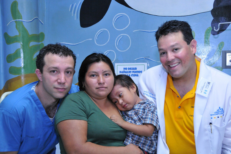 Case 20: Angel Len Lopez, Follow up from Michigan, doing well.  Tell Dr. Muras