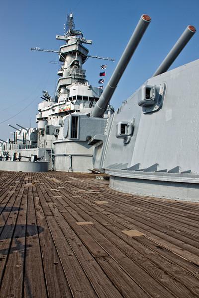 USS ALABAMA&USS Drum Battle Ship Park