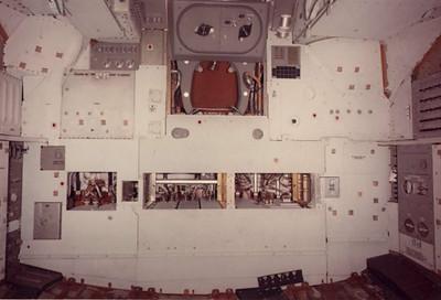 CM 104 Interior