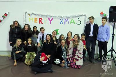 Middle School Christmas Celebration