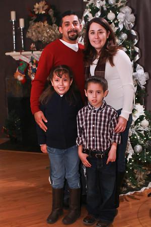 The Marmolejo Family