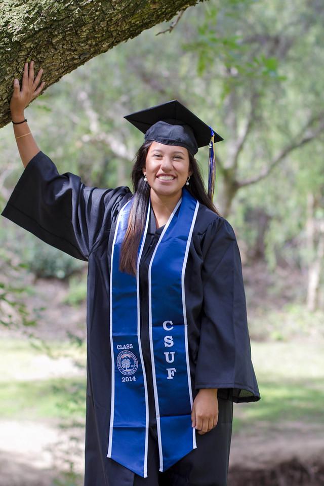 Jessica's Graduation 2014