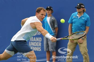 2011 Atlanta Tennis Championships Singles Round 1 - 7/18/11