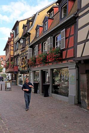 Breisach to Colmar