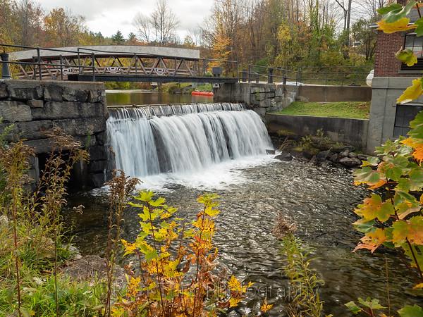 Fall Scenes, New Hampshire , MA & VT