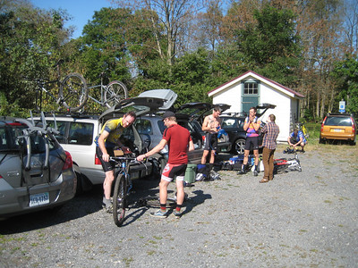 Mt. Bike Jamboree 2011