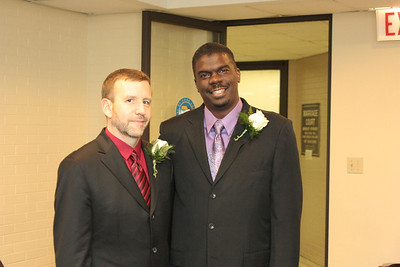 Reggie and Andy's Civil Union 2012