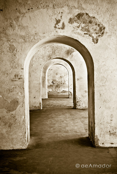 """El Morro Passageways"" _DSC0035aeamador©-OSJM1"