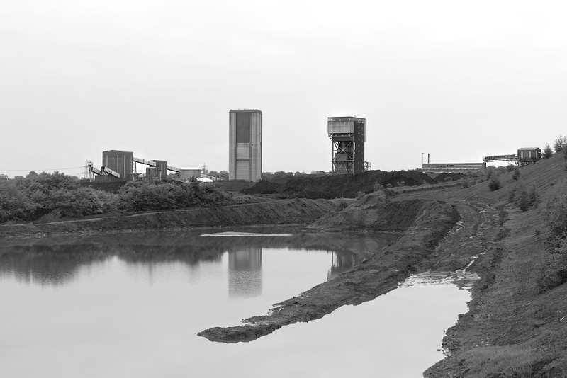 Maltby Main Colliery, South Yorkshire.