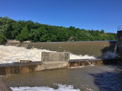 Rocky Ford Dam - June 12, 2019