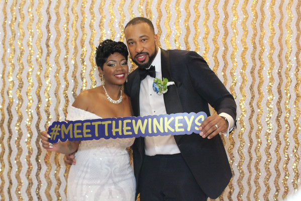 Jason and Ebony Say I Do