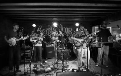 Greensky Bluegrass, Double Door Inn 3-29-12