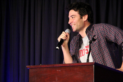 2013 OUAB Presents An Evening with Josh Radnor
