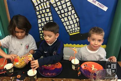Halloween at the TASIS Elementary School