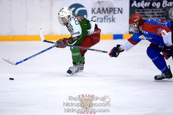 VIF U19 -at- Frisk Asker Tigers U19 (30.1.09)