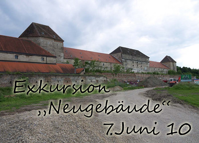 "Exkursion ""Neugebäude"""