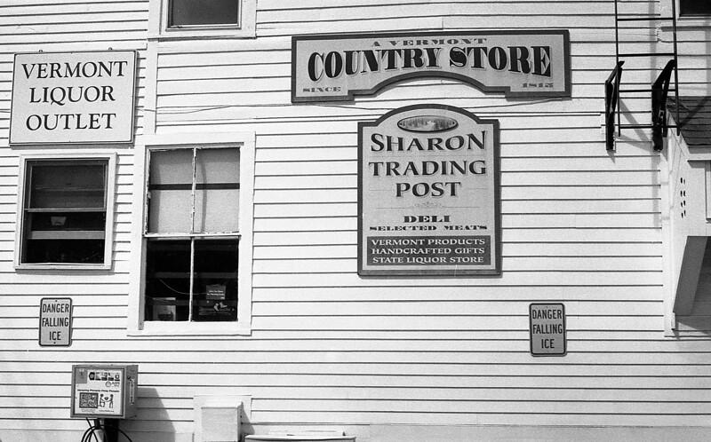 Sharon Trading Post