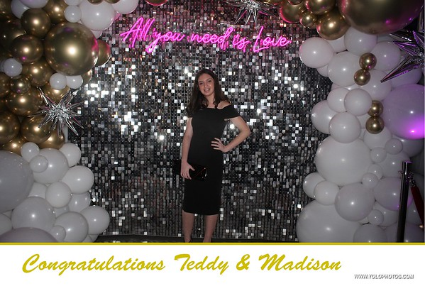 Teddy & Madison