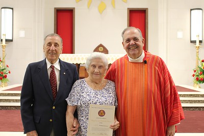 2019 Jun 8 Holy Matrimony Blessing Mass