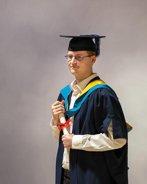 Adam Graduation