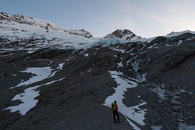 Centaur Peaks and Mt Tewha, 27 May - 1 June 2020