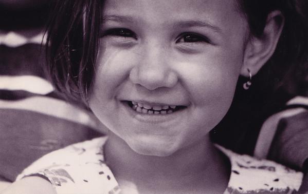 Samantha Dzwonkiewicz Childhood Photos