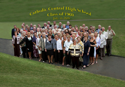 Catholic Central Class of 1960