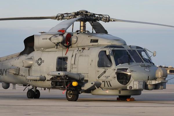 "US Navy MH-60R ""Seahawk"", Norfolk, 09Jan20"