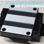 SKU: AM-BLOCK/MSA20E, PMI MSA Series 20E Heavy Load Linear Guideway Carriage