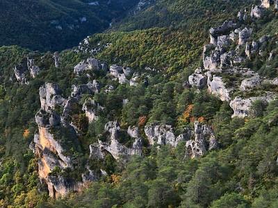 France 2019- La Citie de Pierres & the Gorge du Tarn